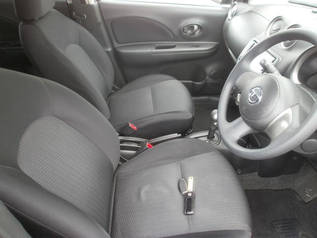 日産 マーチ 12X FOUR 4WD