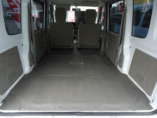 4WD 5MT 集中ドアロック ハイルーフ 安全衝突ボディ(20枚目)