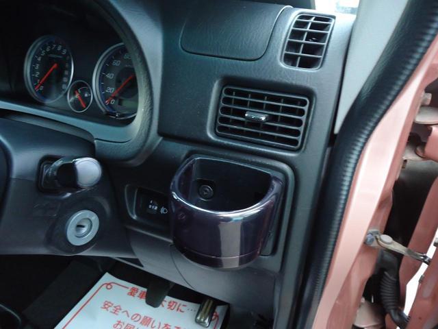 G 車検2年付 4WD タイミングベルト交換済み 4速オートマ キーレス 社外アルミホイール パワーウインドウ 純正CDオーディオ ABS リアヒーター(15枚目)