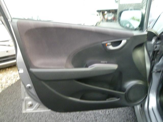 ホンダ フィット RS 16AW CD HID 5MT キーレス