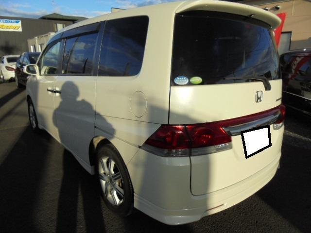 ホンダ ステップワゴン 24Z 関東仕入 HDDナビ HID 両側パワースライドドア