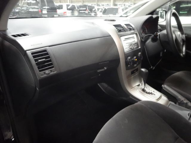 トヨタ カローラフィールダー 1.5X HIDセレクション ワンオーナ- 新品ナビTV付き