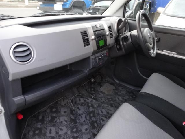 スズキ ワゴンR FX-Sリミテッド CDデッキ キーレスキー ベンチシート