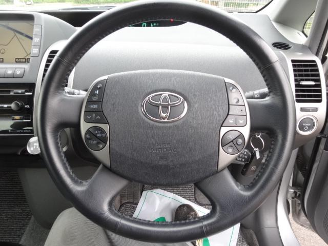 トヨタ プリウス S 10thアニバーサリーエディション HIDライト ETC