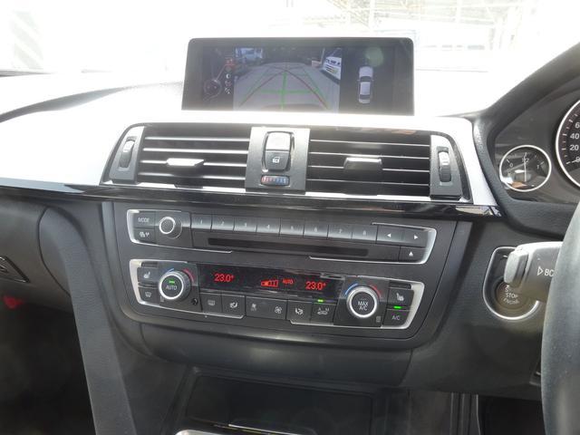 BMW BMW アクティブハイブリッド3 Mスポーツ HDDナビ 黒レザー