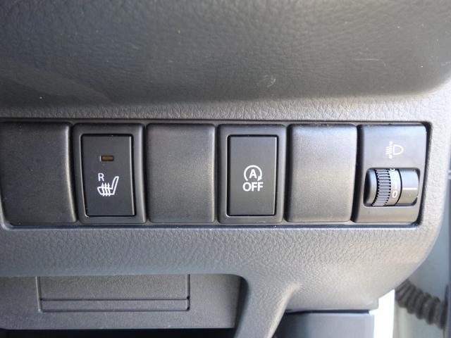 S FOUR 4WD プッシュスタート スマートキー ETC ドライブレコーダー シートヒーター ベンチシート アイドリングストップ(13枚目)