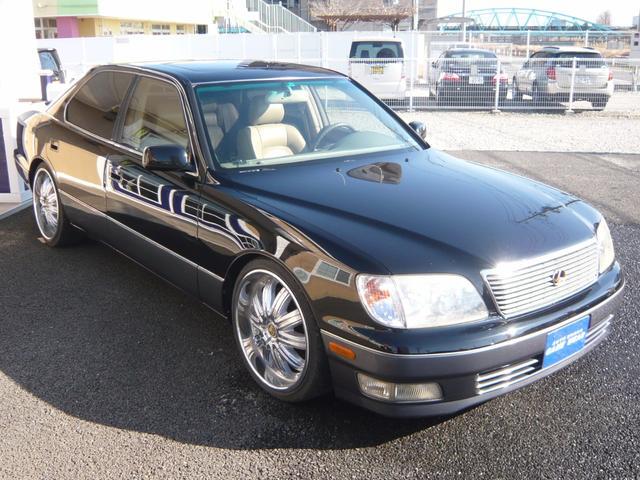 「レクサス」「レクサス LS400」「セダン」「宮城県」の中古車4