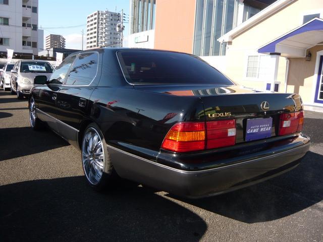 「レクサス」「レクサス LS400」「セダン」「宮城県」の中古車13
