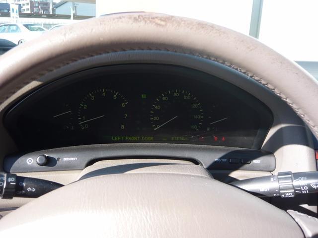 「レクサス」「レクサス LS400」「セダン」「宮城県」の中古車34
