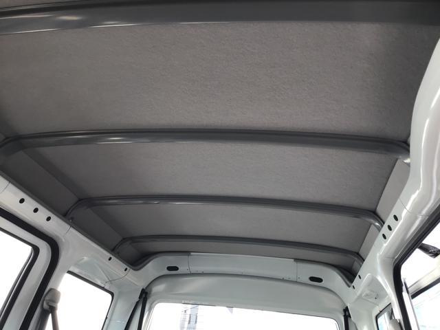 天井が高く使い勝手が良い一台です。レールやバー等の取り付けも可能ですのでお気軽にご相談ください。