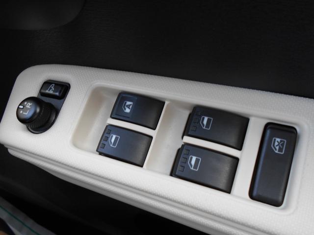 電動格納ドアミラースイッチ