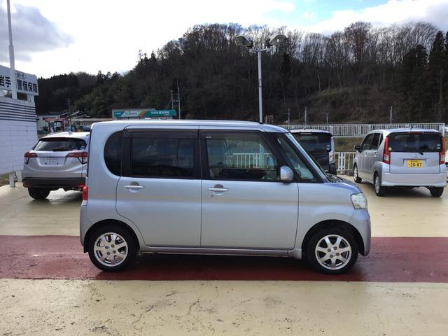 「ダイハツ」「タント」「コンパクトカー」「岩手県」の中古車4