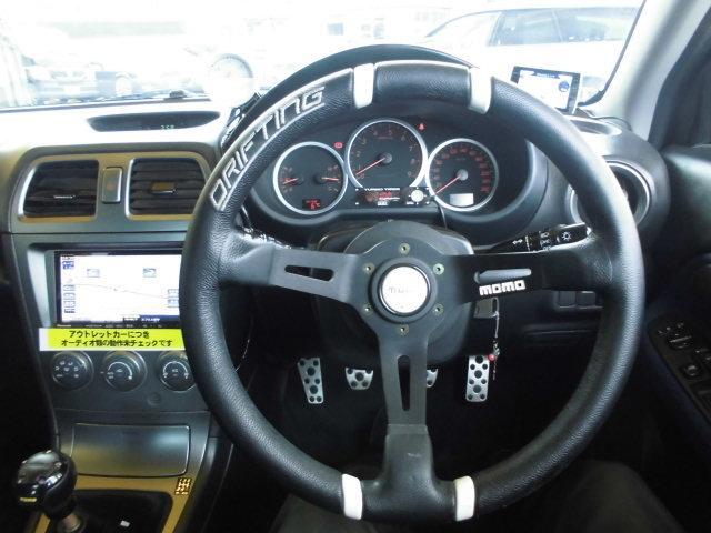 スバル インプレッサ WRX ターボ 4WD テイン車高調 HKSマフラー