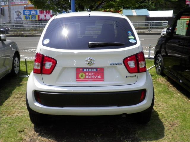 HYBRID MZ 4WDCVT衝突被害軽減ブレーキ(3枚目)