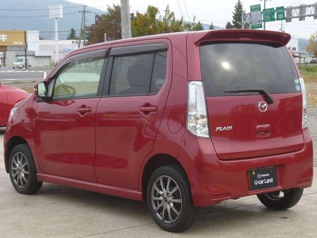 「マツダ」「フレアカスタムスタイル」「コンパクトカー」「福島県」の中古車2