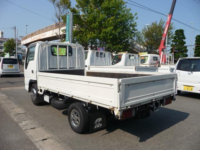 いすゞ エルフトラック フラットロー 2t