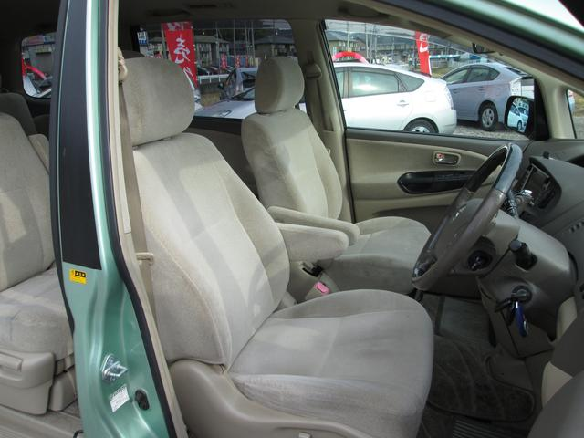 トヨタ エスティマハイブリッド Gセレクション4WD 7人乗キャプテンシート電動スライドドア