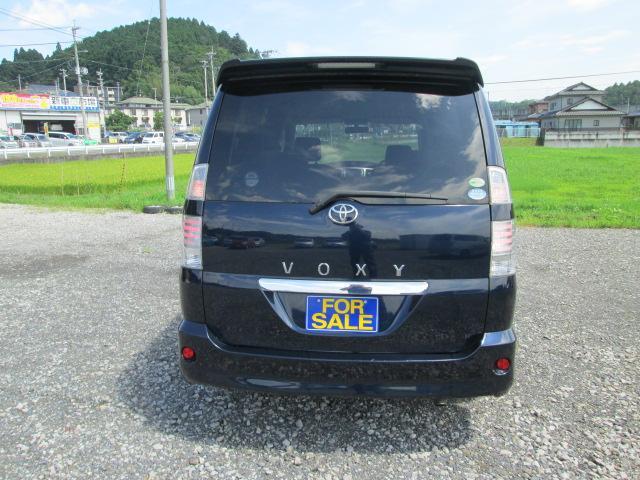 トヨタ ヴォクシー Z 煌 4WD 両側電動スライドドア CVTステアシフト