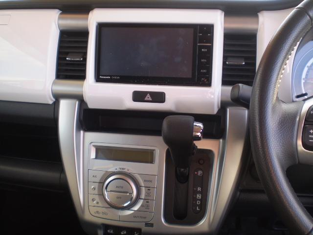 Xターボ 4WD プッシュスタート 全方位ナビ(16枚目)
