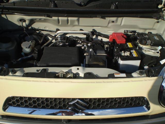 Xターボ 4WD プッシュスタート 全方位ナビ(17枚目)
