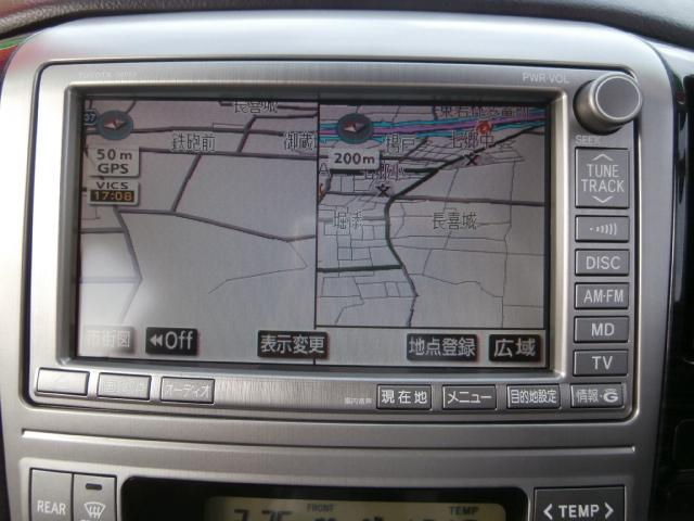 AS 4WD HDDナビ フリップダウンモニター HID(45枚目)