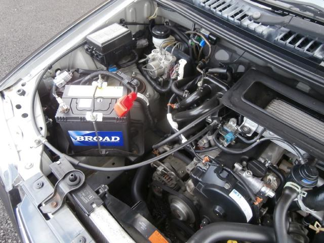 カスタムL 4WD ターボ センターデフロック付 背面タイヤ ナビ地デジ 1オーナー キーレス 純正エアロ Rスポ(12枚目)