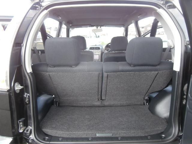 カスタムL 4WD ターボ センターデフロック付 背面タイヤ ナビ地デジ 1オーナー キーレス 純正エアロ Rスポ(22枚目)