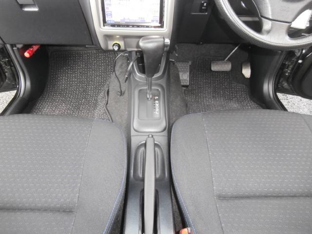 カスタムL 4WD ターボ センターデフロック付 背面タイヤ ナビ地デジ 1オーナー キーレス 純正エアロ Rスポ(28枚目)