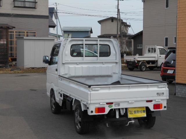 KCエアコン・パワステ4WD 社外アルミ付(9枚目)