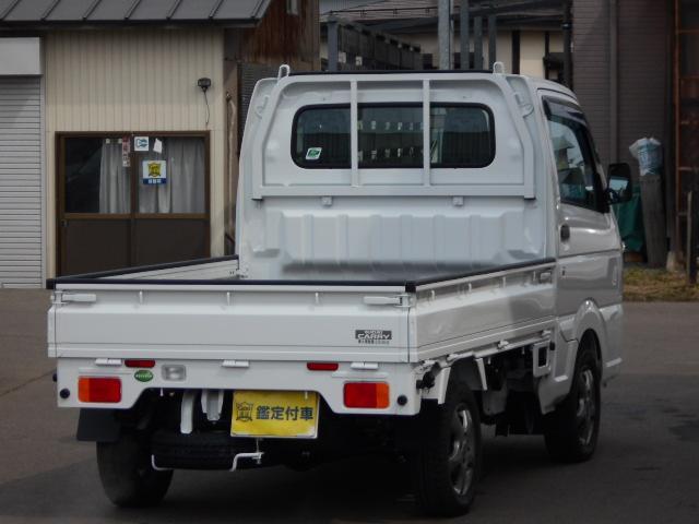 KCエアコン・パワステ4WD 社外アルミ付(10枚目)
