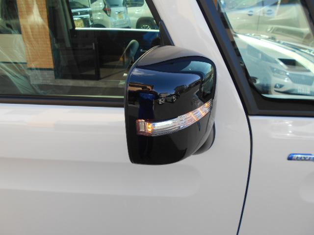 ハイブリッドXSターボ4WD両側電動ドア全方位8インチナビ(7枚目)