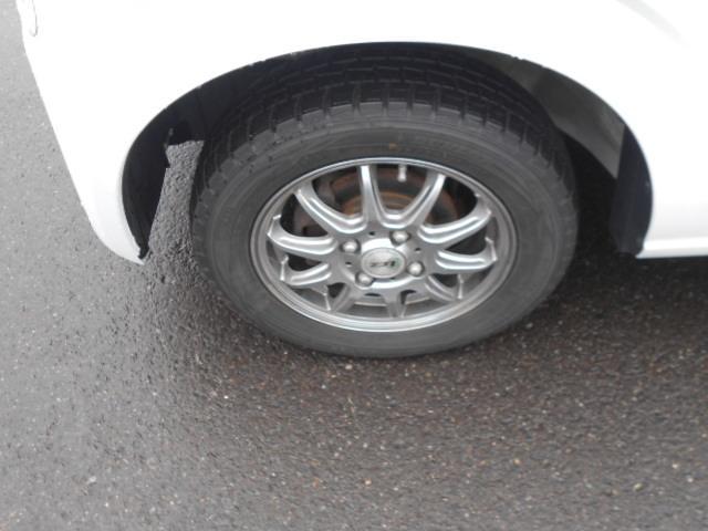 VP 4WD レーダーブレーキサポートトラクションコントロール 社外アルミスタッドレスタイヤ付き(9枚目)