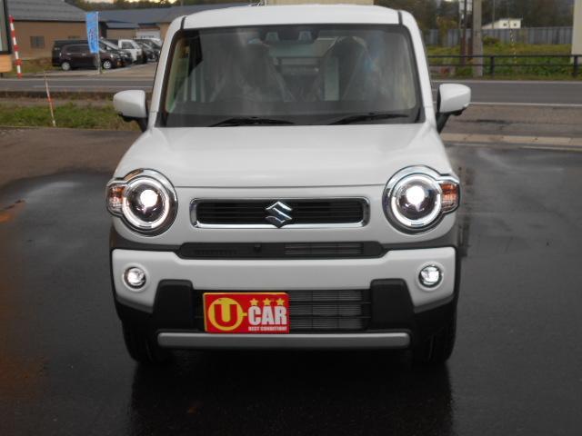 「スズキ」「ハスラー」「コンパクトカー」「秋田県」の中古車6