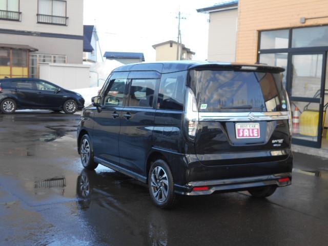 「スズキ」「ソリオバンディット」「ミニバン・ワンボックス」「秋田県」の中古車5