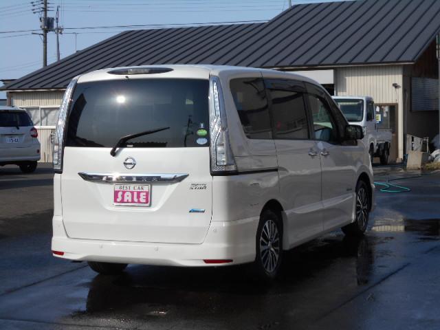 「日産」「セレナ」「ミニバン・ワンボックス」「秋田県」の中古車7