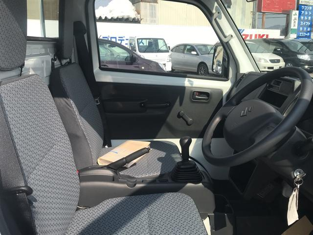 KCエアコン・パワステ 4WD 5速MT 届出済未使用車(17枚目)
