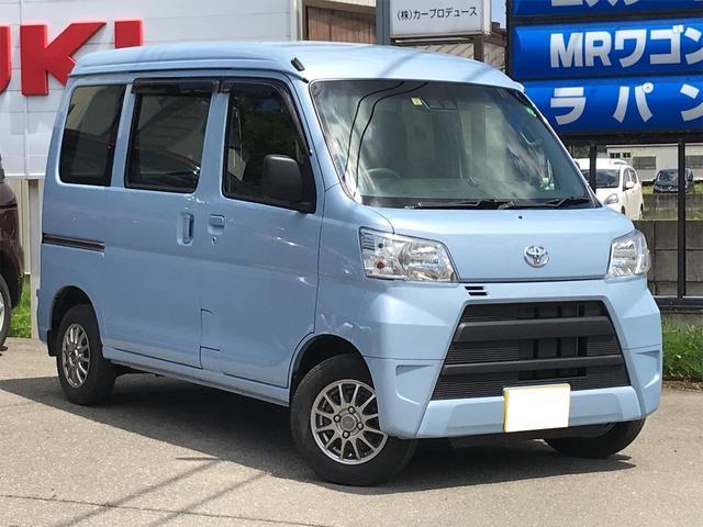 「トヨタ」「ピクシスバン」「軽自動車」「秋田県」の中古車3