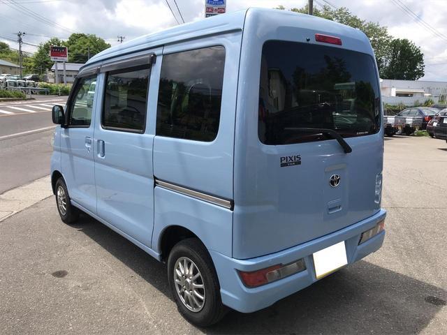 「トヨタ」「ピクシスバン」「軽自動車」「秋田県」の中古車6