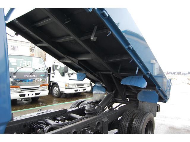 マツダ タイタントラック 2t 全低床ダンプ