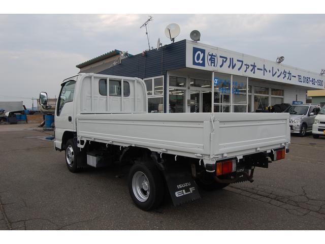 いすゞ エルフトラック 1.3t 低床 4WD