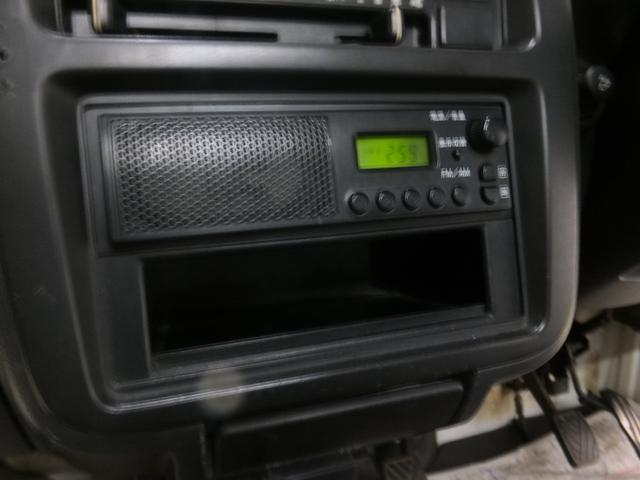 スズキ キャリイトラック FC 4WD 5速マニュアル 3方開
