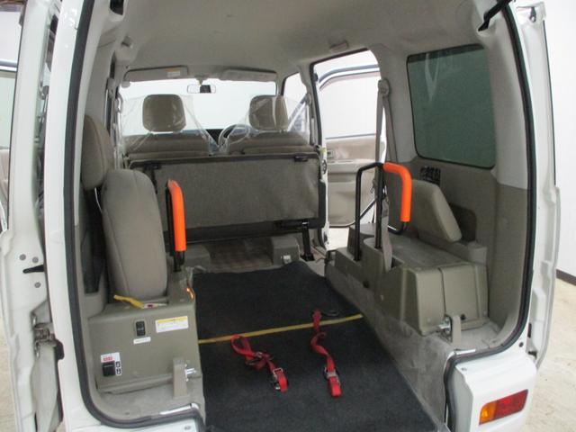 スローパー 4WD 車いすスローパ車両 ウインチ付 福祉車両(17枚目)