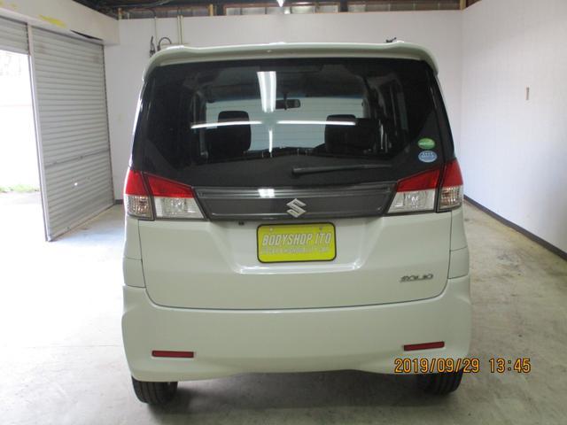 「スズキ」「ソリオ」「ミニバン・ワンボックス」「秋田県」の中古車5