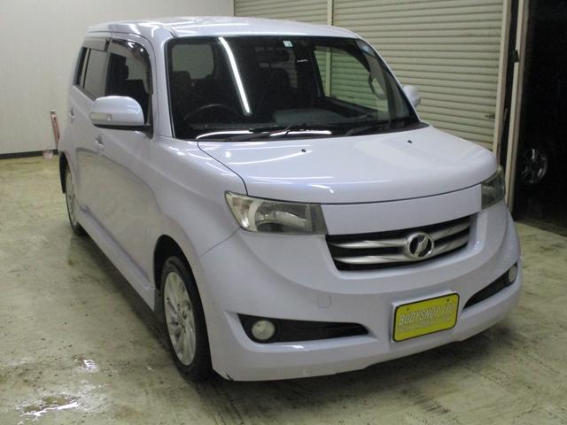 「トヨタ」「bB」「ミニバン・ワンボックス」「秋田県」の中古車3