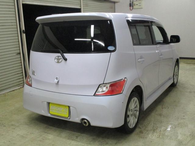 「トヨタ」「bB」「ミニバン・ワンボックス」「秋田県」の中古車4