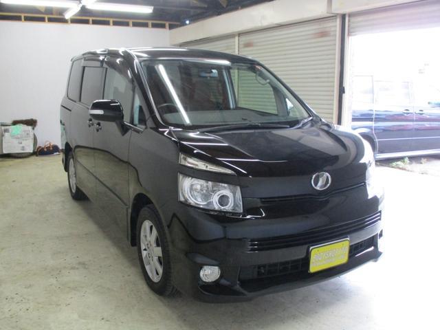 「トヨタ」「ヴォクシー」「ミニバン・ワンボックス」「秋田県」の中古車3