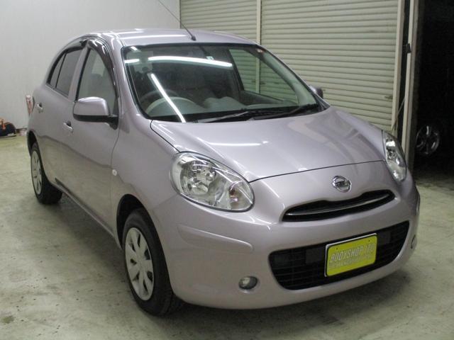「日産」「マーチ」「コンパクトカー」「秋田県」の中古車3