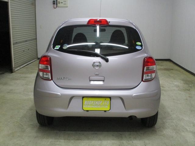 「日産」「マーチ」「コンパクトカー」「秋田県」の中古車5