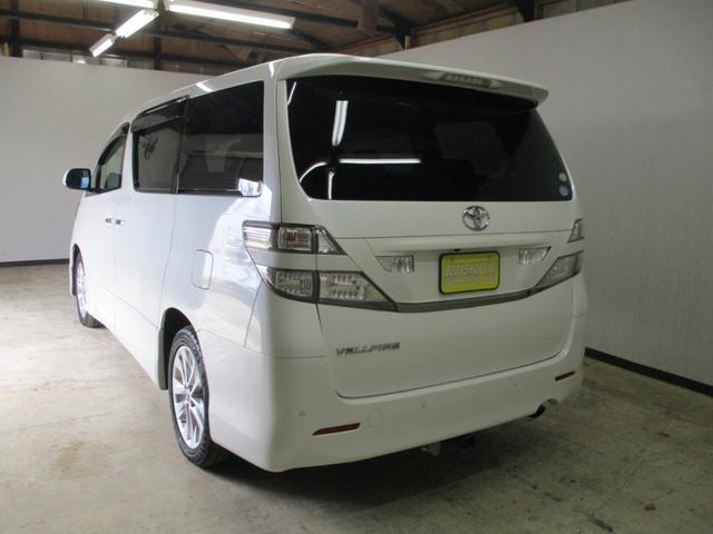 「トヨタ」「ヴェルファイア」「ミニバン・ワンボックス」「秋田県」の中古車6