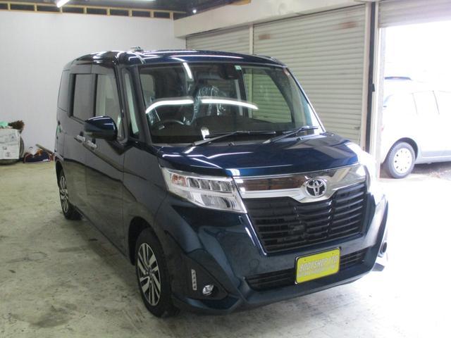「トヨタ」「ルーミー」「ミニバン・ワンボックス」「秋田県」の中古車3